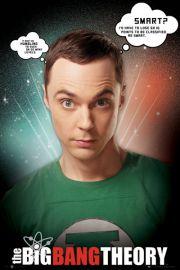 The Big Bang Theory - Powiedzonka Sheldona - plakat