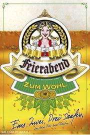 Oktoberfest - Festiwal Piwa - plakat