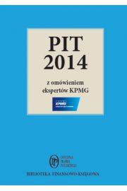 PIT 2014 z omówieniem ekspertów KPMG