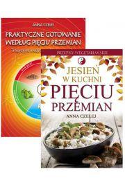 Zestaw Praktyczne gotowanie według Pięciu Przemian i Jesień w kuchni Pięciu Przemian