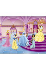 Disney Princess Księżniczki w Pałacu - plakat