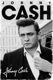 Johnny Cash Autograf - plakat