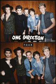 One Direction Four - plakat