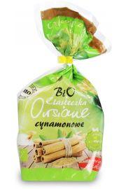 Ciasteczka Owsiane Cynamonowe Bez Dodatku Cukrów Bio 150 G - Bio Ania