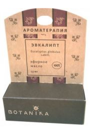 100% Naturalny olejek eteryczny Eukaliptusowy (Eukaliptus) 1,5ml BT BOTANIKA