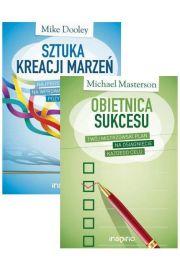 Zestaw 2 książek: Sztuka kreacji marzeń + Obietnica sukcesu