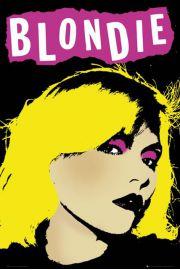 Blondie Pop Art - plakat