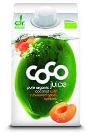 Woda Kokosowa Z Morelą Bio 500 Ml - Coco (Dr. Martins)