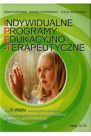 Indywidualne programy edukacyjno-terapeutyczne dla II etapu nauczania uczni�w z niepe�nosprawno�ci� intelektualn� w stopniu umiarkowanym