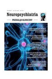 Neuropsychiatria. Przegląd Kliniczny NR 1(1)/2009
