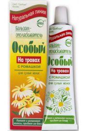 Specjalna Odżywka na bazie traw z rumiankiem Naturalna linia Krasiva OAO Svoboda