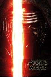 Star Wars Gwiezdne Wojny Przebudzenie Mocy Kylo Ren - plakat