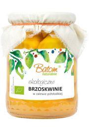 Brzoskwinie w zalewie Bio 670 g
