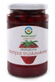 Kompot Truskawkowy Bio 750 Ml - Bio Food