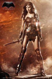 Batman v Superman Wonder Woman - plakat