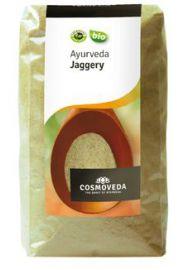Cukier Trzcinowy Jaggery Bio 400 G - Cosmoveda