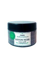 Savon Noir - czarne mydło z eukaliptusem 200g
