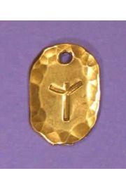 Runa Algiz - amulet ochronny dla ciała i duszy