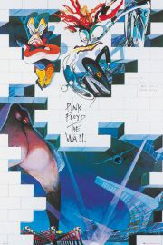 Pink Floyd The Wall Film - plakat