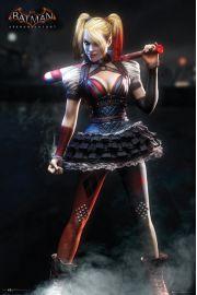 Batman Arkham Knight Harley Quinn - plakat
