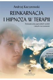 Reinkarnacja i hipnoza w terapii z p�yt� CD