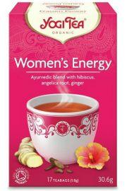 Herbatka Dla Kobiet - Energia Bio (17 X 1,8 G) - Yogi Tea