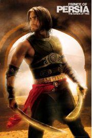 Ksi��� Persji Piaski Czasu - Prince Of Persia - plakat