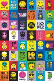 Smiley Kompilacja - plakat