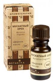 100% Naturalny olejek eteryczny z Gałki muszkatołowej 10ml BT BOTANIKA