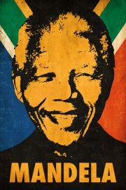 Nelson Mandela Autorytet - plakat