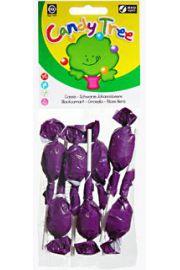 Lizaki Okrągłe O Smaku Porzeczkowym Bezglutenowe Bio (7 X 10 G) - Candy Tree