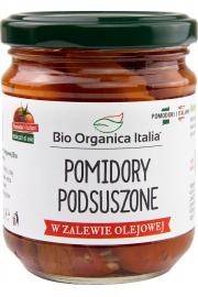 Pomidory Podsuszone W Zalewie Olejowej Bio 190 G - Biorganica Nuova