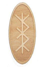 Bindruna Podróży, drewno