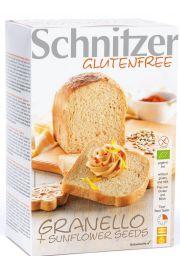 Chleb S�onecznikowy Bezglutenowy Bio 500 G - Schnitzer