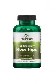 Swanson Dzika róża 500mg 120 kaps.