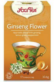 Herbata YOGI TEA Żeńszeń GINSENG FLOWER - ekspresowa