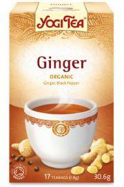 Herbata YOGI TEA Imbirowa (Ekspresowa)