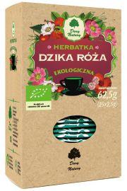 Herbatka Z Dzikiej RÓży Bio (20 X 2,5 G) - Dary Natury
