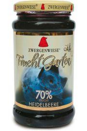 Mus Jagodowy (70% Owoc�w) Bezglutenowy Bio 225 G - Zwergenwiese