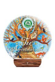 Kalendarz Adwentowy (Herbaty) Bio (24 Sztuki) 46,25 G - Lebensbaum