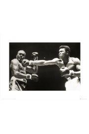 Muhammad Ali Connect - art print