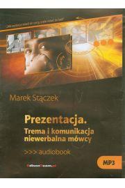 Prezentacja Trema i kom. niewer. mówcy Audiobook