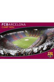 FC Barcelona - Stadion Camp Nou - plakat