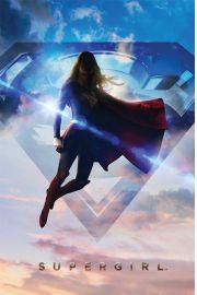 DC Comics Supergirl - plakat