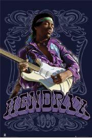 Jimi Hendrix - plakat