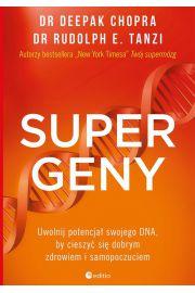 Supergeny. Uwolnij potencjał swojego DNA