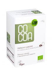 Orzechy Laskowe W Czekoladzie Kokosowej Bio 170 G - Cocoa
