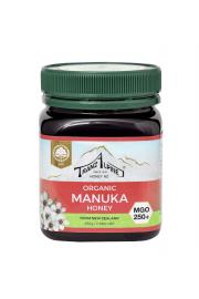 Miód Manuka Mgo 250+ Bio 250 G - Tranzalpine