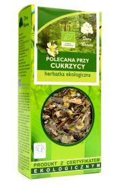 Herbatka Polecana Przy Cukrzycy Bio 50 G - Dary Natury