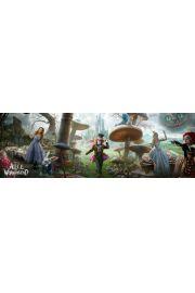 Alicja w Krainie Czar�w - Kraina - plakat